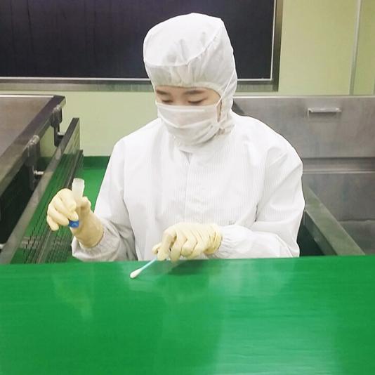 05. 작업장 표면오염 검사