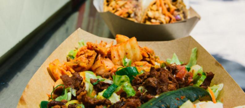 Kimchi's expansion worldwide